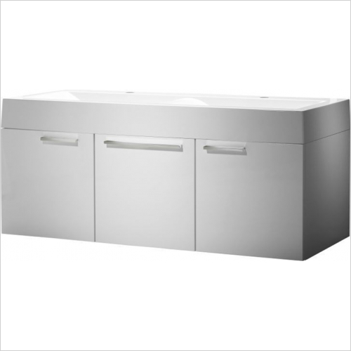 Roper Rhodes - Envy 1200mm Double Wall Mounted Unit