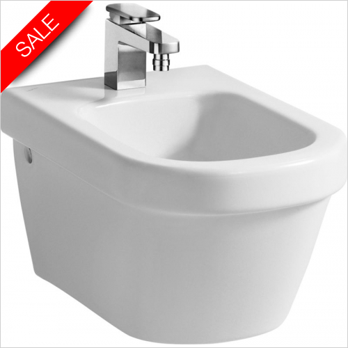 Laufen - Lb3 Wall Hung Bidet 1TH