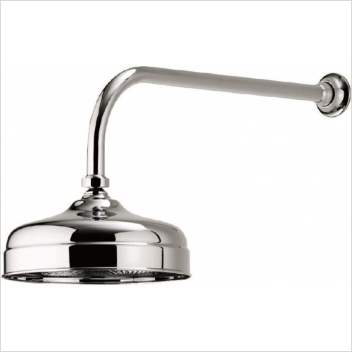 Aqualisa - Aquatique Concealed Fixed 8'' Drencher Head