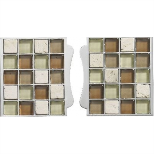 Aqualisa - Mosaic Tile Inlays