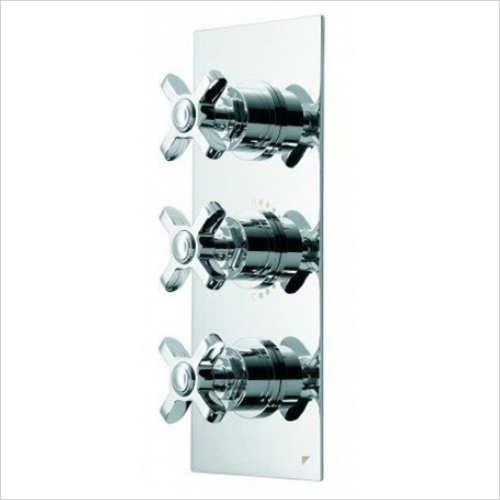 Roper Rhodes - Wessex Concealed Inline Two Function Shower Valve