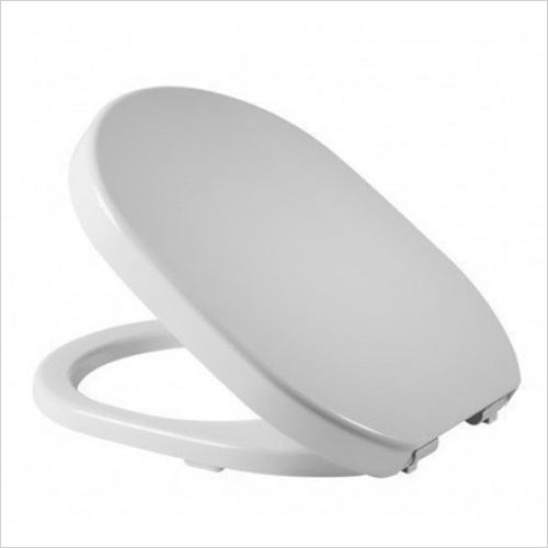 Roper Rhodes - Zest 500mm Soft-Closing Toilet Seat