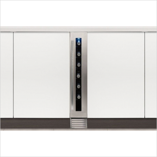 Caple Appliances - Classic Undercounter Single Zone Wine Cabinet 145mm