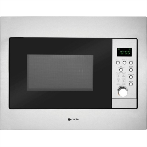 Caple Appliances - Classic Built-In Combination Microwave & Grill With Frame