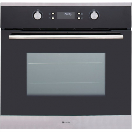 Caple Appliances - Built In Single Oven Pyrolytic, 10 Functions