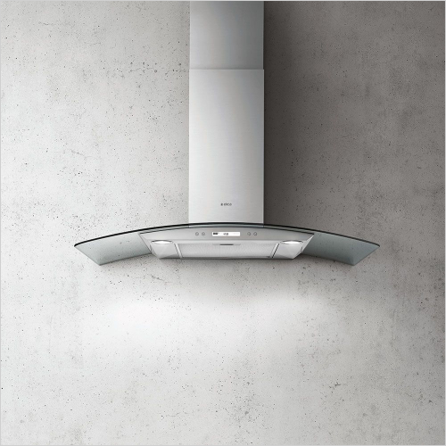 Elica - Circus High Efficiency Island Mounted Hood 900x600mm