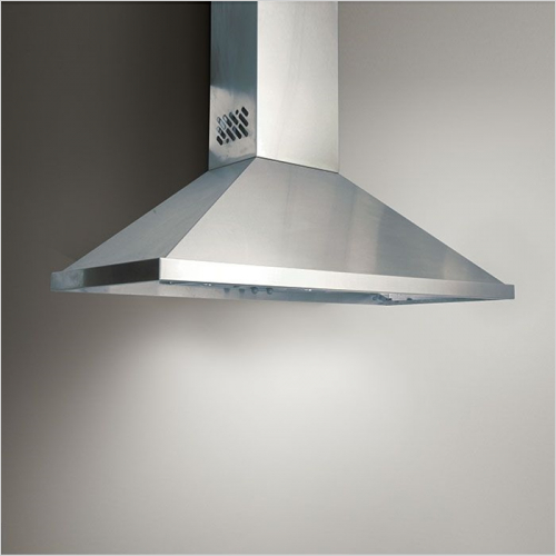 Elica - Cove Canopy Hood 600mm With Remote Motor
