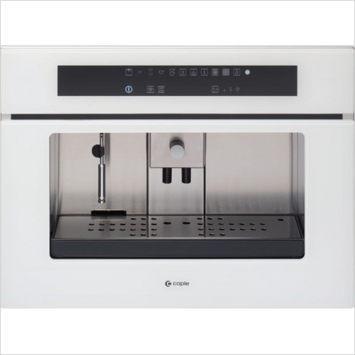 Caple Appliances - Sense Premium Fully Automatic Built In Coffee Machine