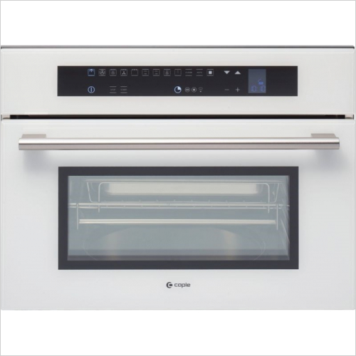 Caple Appliances - Sense Premium Built In Steam Oven