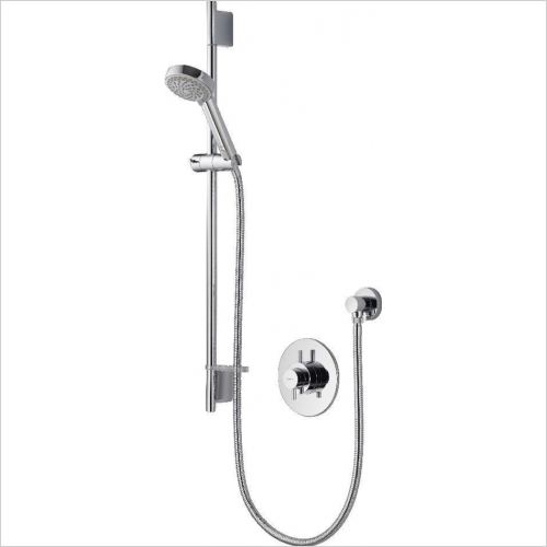 Aqualisa - Aspire DL Concealed Mixer Shower With Adjustable Head
