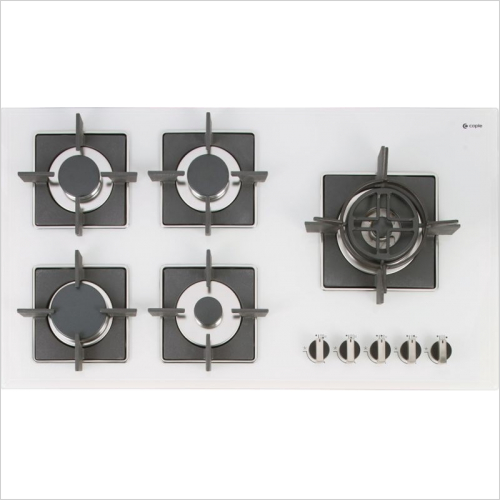 Caple Appliances - Sense Premium Gas On Glass Hob 900mm