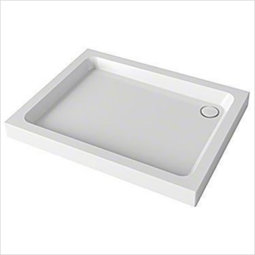 Mira - Flight Square Tray 800mm (3 Upstands)