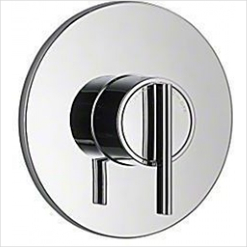 Mira - Silver Built-In Shower Valve