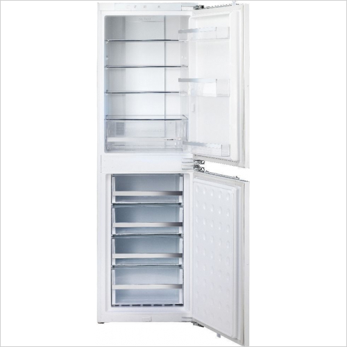 Rangemaster - 54cm FXF Fridge Freezer 50/50