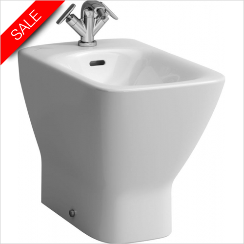Laufen - Palace Floorstanding Bidet 1TH