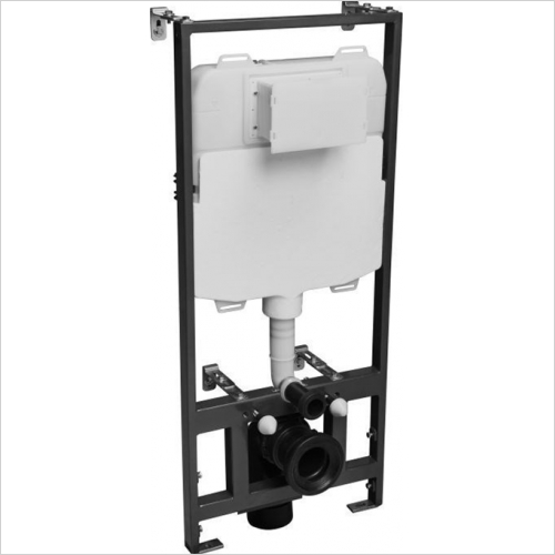 Roper Rhodes - 1.17m Wall Hung WC Frame