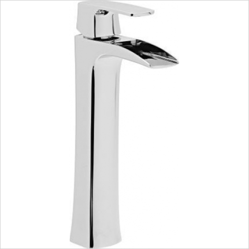 Roper Rhodes - Sign Tall Basin Mixer With Click Waste