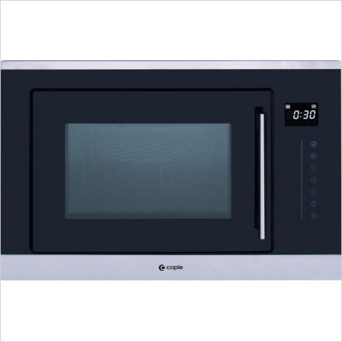 Caple Appliances - Sense Built-In Combination Microwave & Grill With Frame