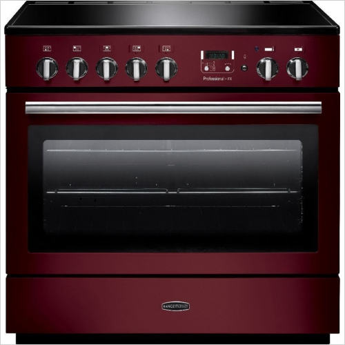 Rangemaster - Professional+ FX 90cm Range Cooker, Induction