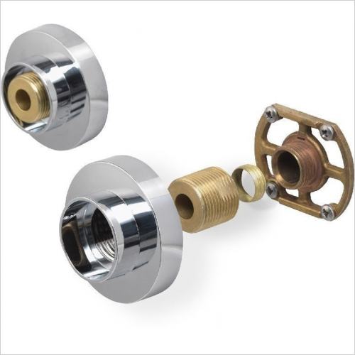 Aqualisa - Bar Valve Fixing Kit