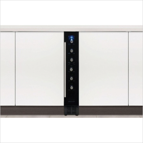Caple Appliances - Sense Undercounter Single Zone Wine Cabinet 145mm