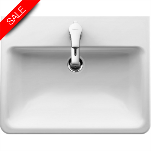 Laufen - Pro S Drop-In Washbasin 560 x 440mm 1TH