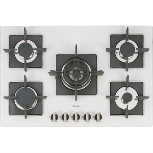 Caple Appliances - Gas On Glass Hob 770mm