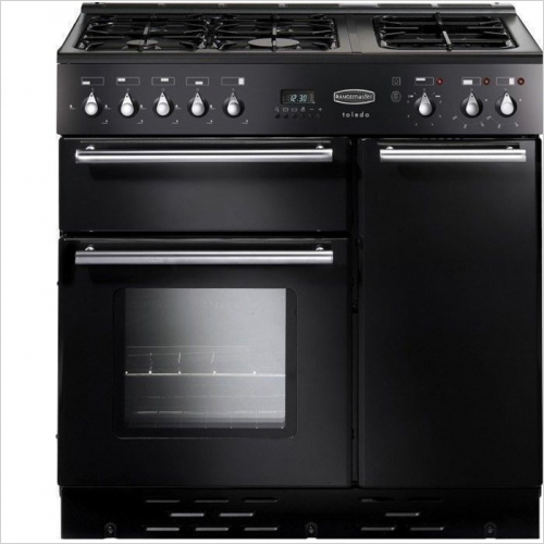 Rangemaster - Toledo 90cm Range Cooker, Natural Gas With FSD