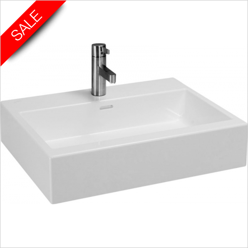 Laufen - Living City Washbasin 600 x 460mm 1TH