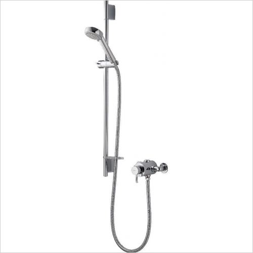 Aqualisa - Siren SL Exposed Mixer Shower With Adjustable Head