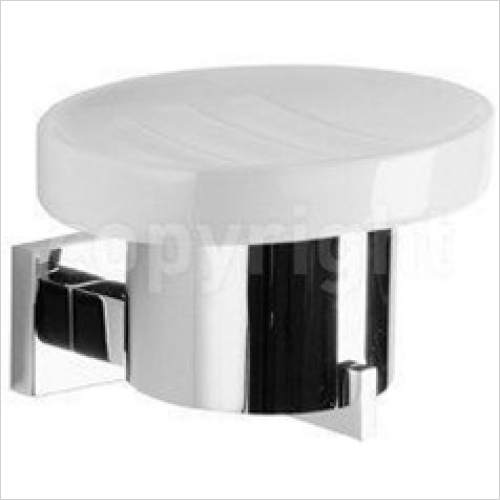 Crosswater - Zeya Soap Holder