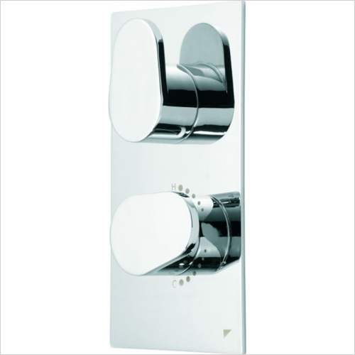 Roper Rhodes - Stream Concealed Inline Single Function Shower Valve
