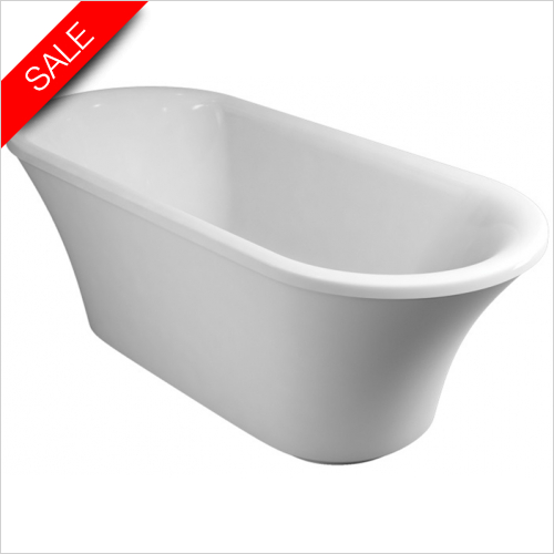 Burlington - Brindley Soaking Tub 170 x 75cm With Skirt