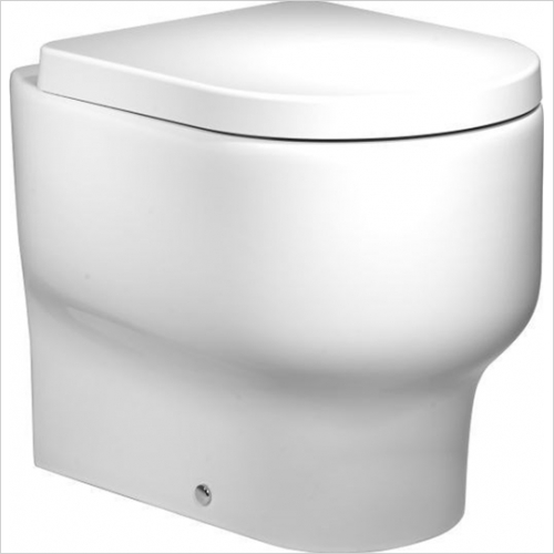 Roper Rhodes - Edition Back To Wall WC Pan