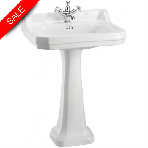 Burlington - Edwardian Basin 61cm 2TH