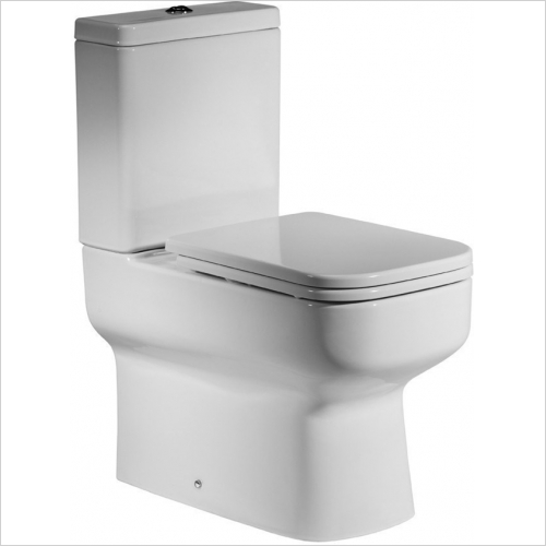 Roper Rhodes - Geo Close Coupled WC Pan