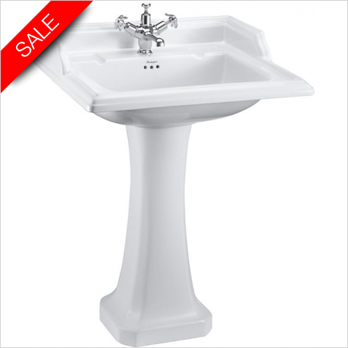 Burlington - Classic Basin 65cm 3TH