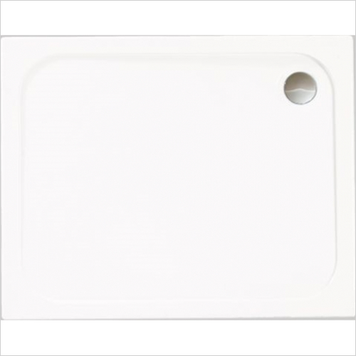 Merlyn - MStone Rectangular Shower Tray 1680 x 760mm