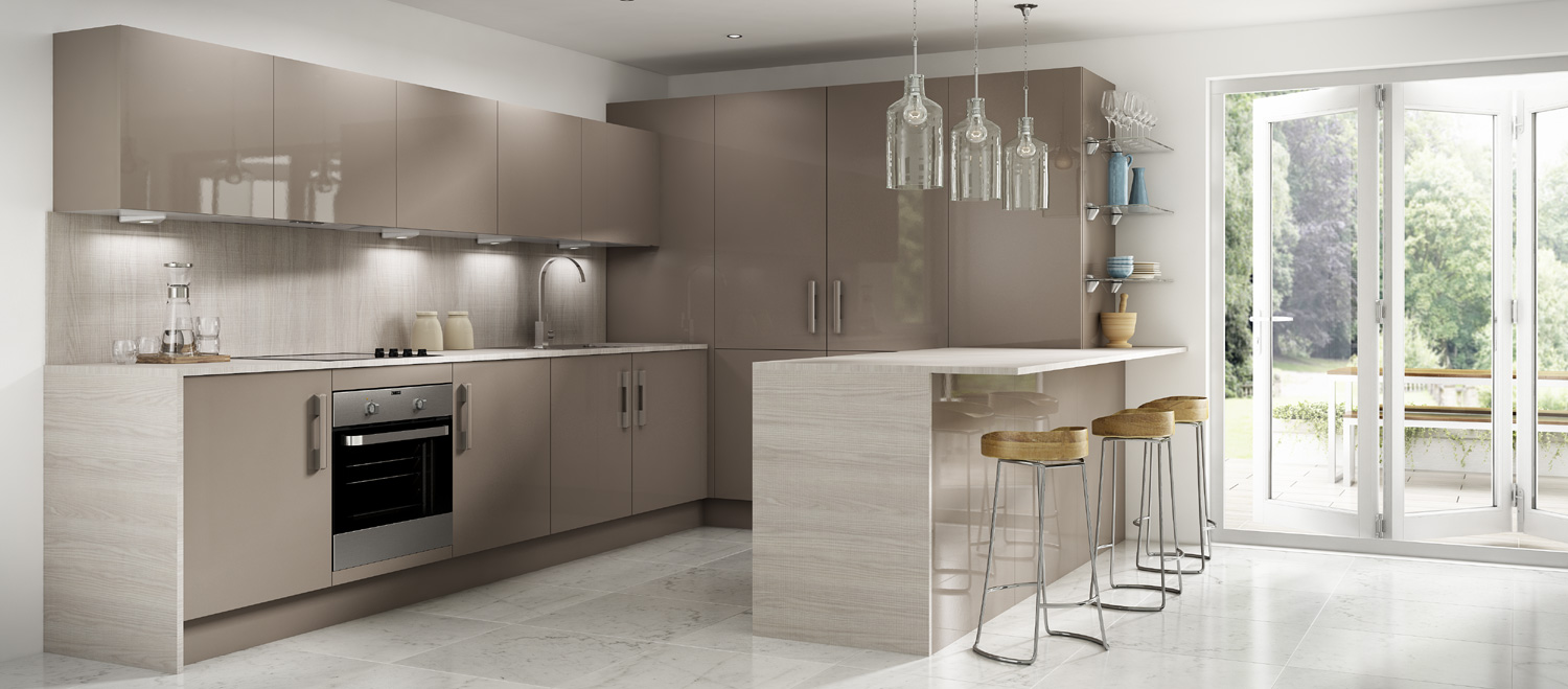 Uk Kitchens And Bathrooms Symphony Kitchens Woodbury Ivory