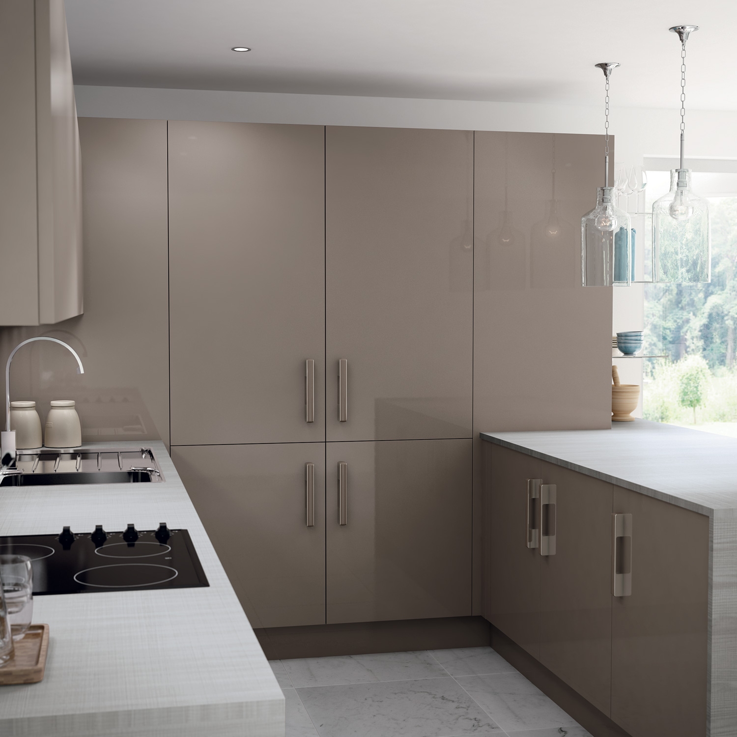 Symphony Milano Kitchens   Contemporary   Woodbury Anthracite
