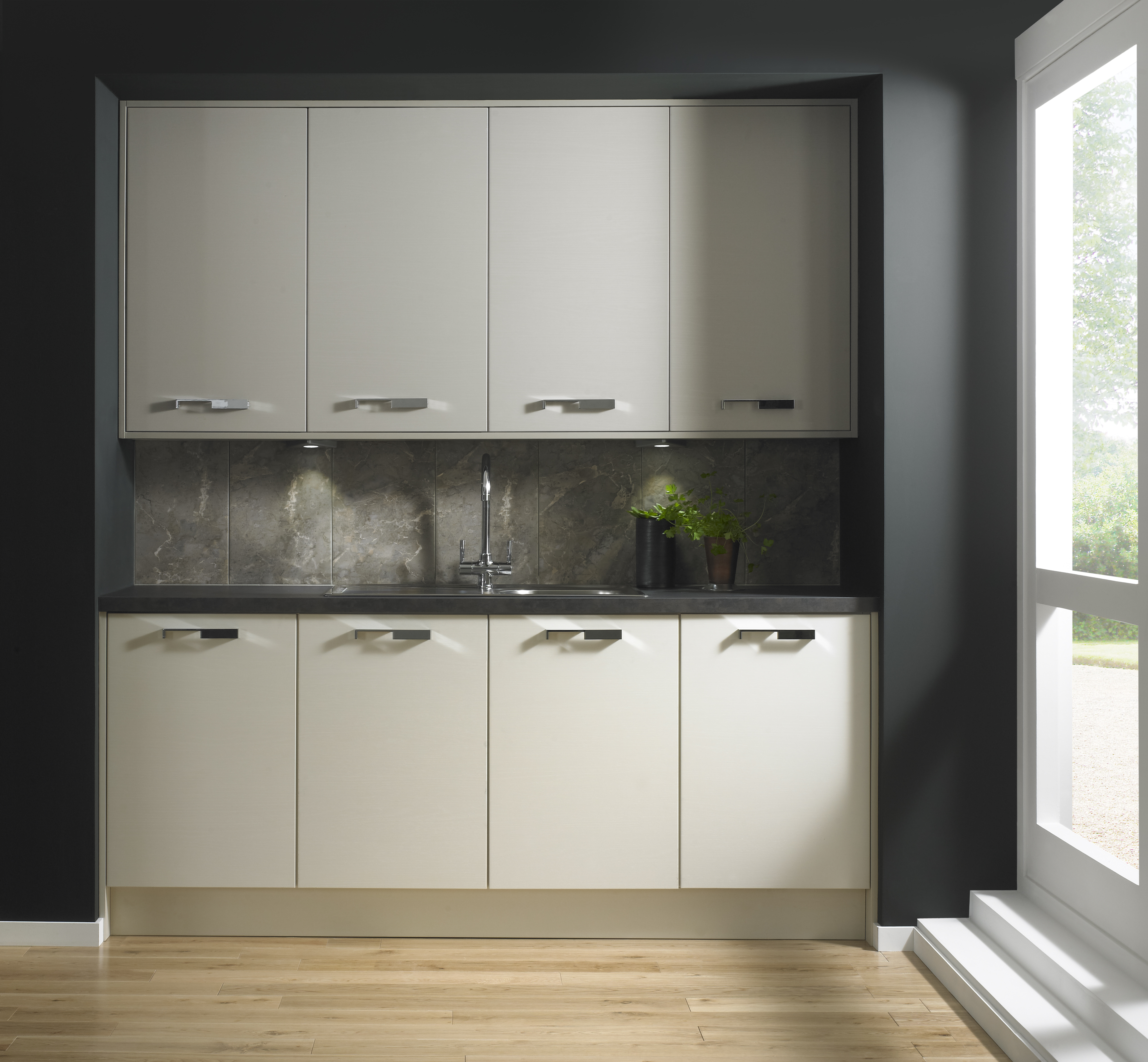Uk Kitchens And Bathrooms Symphony Kitchens Plaza Mussel