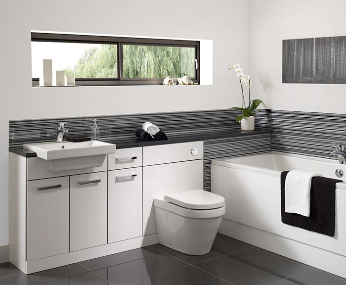 View the UK Kitchens and Bathrooms, Bathrooms range