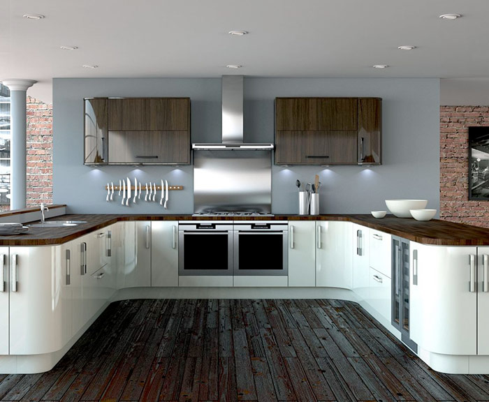 View the UK Kitchens and Bathrooms, Kitchen range