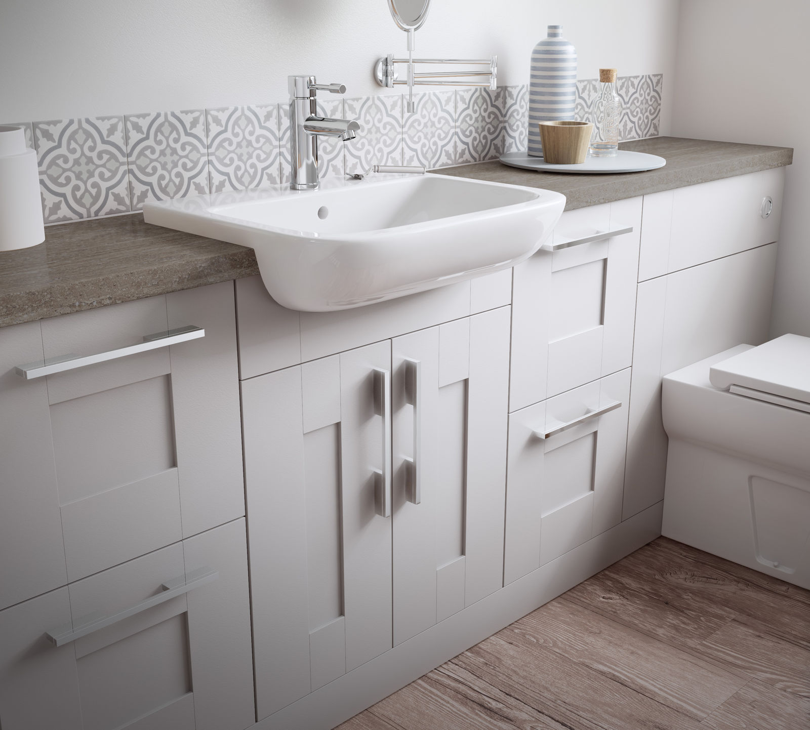 uk kitchens and bathrooms - symphony valencia